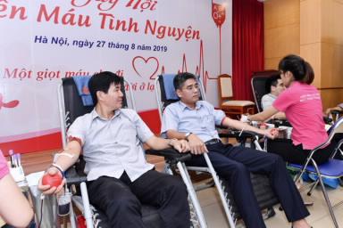 Đoàn Thanh niên Ngân hàng Trung ương tổ chức Ngày hội hiến